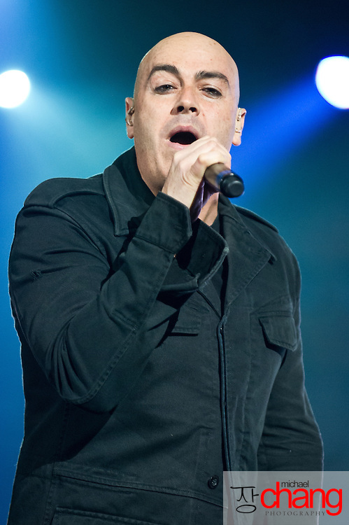 March 4 2012: Peter Furler performs at Winter Jam at the Mitchell Center in Mobile, AL.