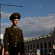 RS134 Portraits of people in Saint Petersbourg