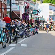 Main Street, Mackinac Island Michigan