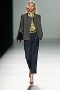 Roberto Torretta in Mercedes-Benz Fashion Week Madrid 2013