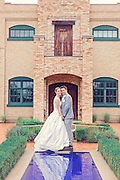 Ange & Steve's Hacienda Wedding