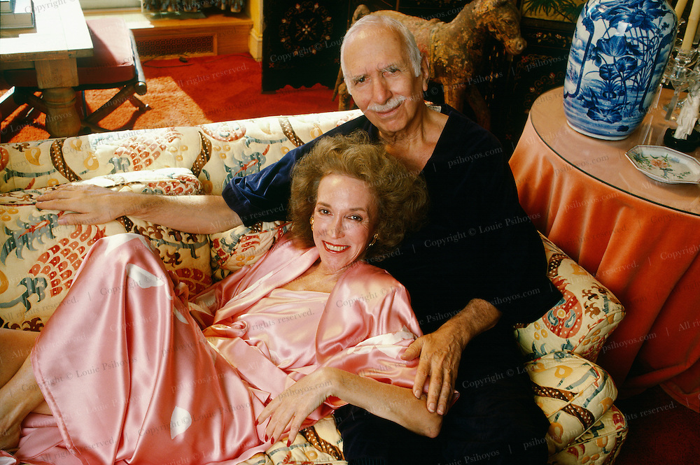 """Author Helen Gurley Brown was the editor of Cosmo with her husband David Brown who was a Hollywood producer of the movies, """"Jaws,"""" """"the Sting,""""The Verdict,"""" """"Cocoon ,""""A Few Good Men,"""" and """"Deep Impact."""""""