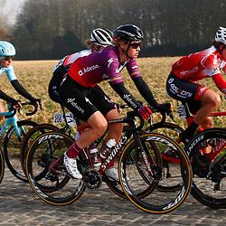 27-02-2021: Wielrennen: Omloop Het Nieuwsblad - Vrouwen: Gent: Jolien D'hoore