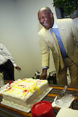 Howard Dodson Celebrates 25 Years as The Schomburg Center's Chief during the 2010 Harlem Book Fair