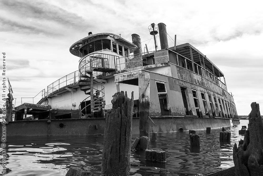 Steam Ferry MAJ. GEN. WILLIAM H. HART