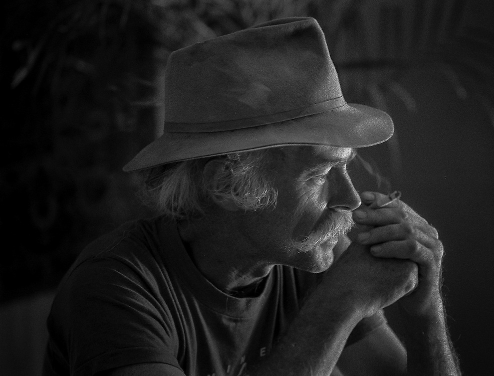 When I met David he had been in Ecuador since the Viet Nam war in the early seventies. He was a great companion and guide into the interior of Ecuador