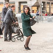 NLD/Amsterdam/20190115 - Koninklijke nieuwjaarsontvangst Nederlandse genodigden, Khadija Arib