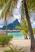 InterContinental Bora Bora Resort Thalasso Spa, Bora Bora, French Polynesia