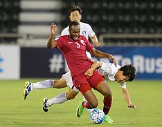 Qatar v South Korea - 13 June 2017