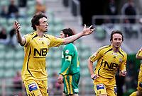FOTBALL 12. mai 2006, Addecoserien 1. divisjon herre, Manglerud Star v Bod¯/Glimt, ????, Foto Kurt Pedersen / DIGITALSPORT