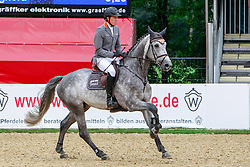 , Warendorf - Bundeschampionate  01. - 05.09.2010, Clarius 3 - Eckermann, Hendrik von