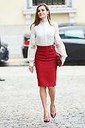 052917 Queen Letizia attends Celebration of the 10th anniversary of the BBVA Microfinance Foundation
