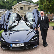 Perry McCarthy attend The Motor Sport Hall of Fame will return to the spectacular Royal Automobile Club at Woodcote Park, Surrey, London, UK. 4 June 2018.