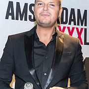 NLD/Amsterdam/20161122 - Lancering XXXL Magazine, Mike Peterson