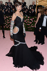 The 2019 Met Gala Celebrating Camp: Notes on Fashion - Arrivals. 06 May 2019 Pictured: Bella Hadid. Photo credit: MEGA TheMegaAgency.com +1 888 505 6342