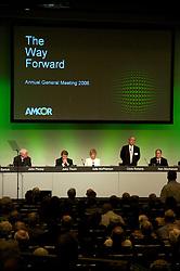 AMCOR 2006 AGM, Grand Hyatt Melbourne