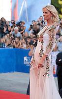 Eva Herzigova at the premiere of the film Nocturnal Animals at the 73rd Venice Film Festival, Sala Grande on Friday September 2nd 2016, Venice Lido, Italy.