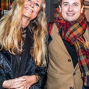 NLD/Amsterdam/20161222 - Première 32ste Wereldkerstcircus, Pammy Boltini en zoon Angelo