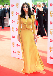 Amy Jackson attending the Virgin TV British Academy Television Awards 2018 held at the Royal Festival Hall, Southbank Centre, London.