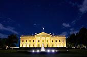 September 24, 2021 - DC: White House Lights Up Gold For National Childhood Cancer Awareness Month