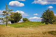 19-09-2015: Albatross Golfresort in Vysoky Ujezd, Tsjechië.<br /> Foto: Lichte glooiingen