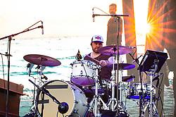 April 28, 2018 - Indio, CA, U.S. - INDIO, CA - APRIL 28:  John Osborne of the Brothers Osborne performed at Stagecoach, California's Country Music Festival on April 28, 2018 at the Empire Polo Club in Indio, CA. (Photo by Tom Walko/Icon Sportswire) (Credit Image: © Tom Walko/Icon SMI via ZUMA Press)