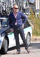 Nygaard Brian, Team Manager della Leopard Trek<br /> Giro d'Italia 2011 - Tappa 4: Genova Livorno<br /> Genova, 10/05/2011<br /> © Giorgio Perottino / Insidefoto <br /> Ciclismo Cycling