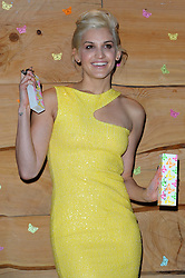 """""""Asley"""" Launch.<br /> Ashley Roberts attends a Photo call to Promote her new perfume """"Asley""""..<br /> Held at The Folly, London, United Kingdom. Wednesday, 12th March 2014. Picture by Chris Joseph / i-Images"""