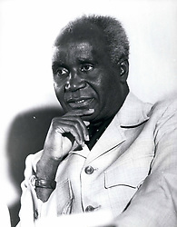 Dec. 21, 1976 - Kenneth Kaunda, President of Zambia. Credits: Camerapix (Credit Image: © Keystone Pictures USA/ZUMAPRESS.com)