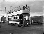 Howth Tram. 20/12/1956