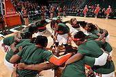 2012 Hurricanes Women's Basketball