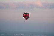 Een luchtballon bij Breda<br /> <br /> An air balloon nearby Breda