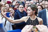 102215 Princesa de Asturias Awards 2015 - Day 1