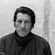 Cledy Leon Lewis, ,43, Miner. Potosi. Bolivia..Sitting at 4,090M (13,420 Feet) above sea level the small mining community of Potosi, Bolivia is one of the highest cities in the world by elevation and sits ?sky high? in the hills of the land locked nation. Overlooking the city is the infamous mountain, Cerro Rico (rich mountain), a mountain conceived to be made of silver ore. It was the major supplier of silver for the spanish empire and has been mined since 1546, according to records 45,000 tons of pure silver were mined from Cerro Rico between 1556 and 1783, 9000 tons of which went to the Spanish Monarchy. The mountain produced fabulous wealth and became one of the largest and wealthiest cities in Latin America. The Extraordinary riches of Potosi were featured in Maguel de Cervantes famous novel Don Quixote. One theory holds that the mint mark of Potosi, the letters PTSI superimposed on one another is the origin of the dollar sign. Today mainly zinc, lead, tin and small quantities of silver are extracted from the mine by over 100 co-operatives and private mining companies who still mine the mountain in poor working conditions, children are still used in the mines and the lack of protective equipment and constant inhalation of dust means miners have a short life expectancy with many contracting silicosis and dying around 40 years of age. UNESCO designated the historic city a World Heritage site in 1987. Most of Potosí's colonial churches have been restored, and tourism has increased. Potosi, Bolivia. 16th September 2011. Photo Tim Clayton