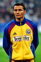 Fotball<br /> Foto: imago/Digitalsport<br /> NORWAY ONLY<br /> <br /> 07.10.2000<br /> Constantin Galca - Romania