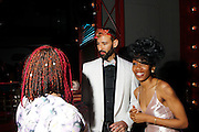 May 19, 2016-Brooklyn, NY: United States- (C) James Bartlett, Executive Director, MOCADA attends the 2nd Annual (Museum of Contemporary African Diasporic Art (MoCADA) Masquerade Ball held at the Brooklyn Academy of Music on May 19, 2016 in Brooklyn, New York. (Terrence Jennings/terrencejennngs.com)
