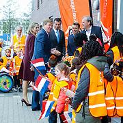 NLD//Amsterdam/20160422 - Opening Koningspelen 2016,