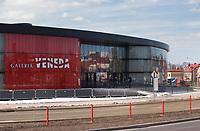 27.03.2013 Lomza woj podlaskie N/z C.H. Galeria VENEDA fot Michal Kosc / AGENCJA WSCHOD