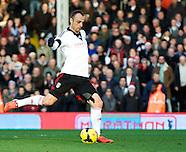 Fulham v Aston Villa 081213