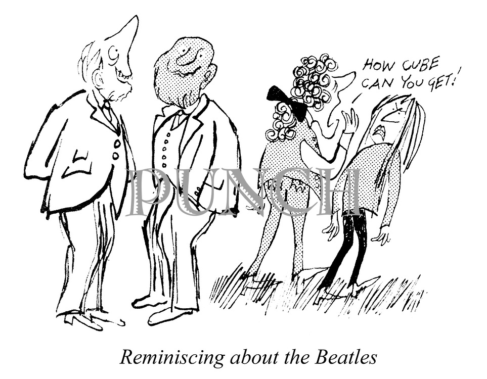 Reminiscing about the Beatles