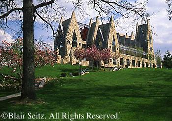 Mercersburg Academy, Mercersburg, Franklin Co., Pennsylvania