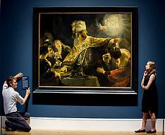 Rembrandt summer exhibition, Edinburgh, 5 July 2018