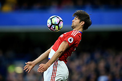 8 May 2017 - Premier League - Chelsea v Middlesbrough - George Friend of Middlesbrough - Photo: Marc Atkins / Offside.