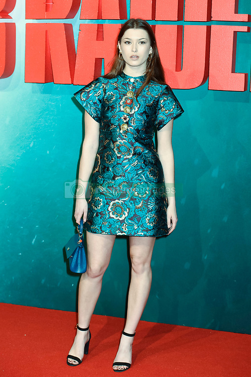 Danielle Copperman attends the Tomb Raider European Premiere at the Vue West End, London.  Picture date: Tuesday 6th March 2018.  Photo credit should read:  David Jensen/ EMPICS Entertainment