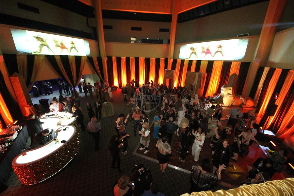 "MPI WSC & OC   Cascadia 2012 ""A Night At The Museum"" Gala Dinner at Hotel Murano."