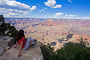 Yayapai Point, South Rim Grand Canyon, Arizona