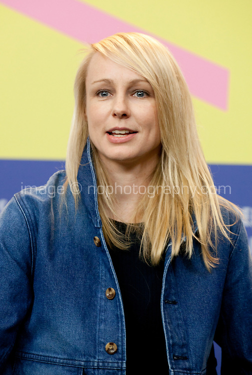 at the press conference for the film The Assistant at the 70th Berlinale International Film Festival, on Sunday 23rd February 2020, Hotel Grand Hyatt, Berlin, Germany. Photo credit: Doreen Kennedy