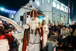 Miklavzevanje v Mariboru, on December 5, 2019  in Trg Leona Stuklja, Maribor, Slovenia. Photo by Igor Napast / Sportida
