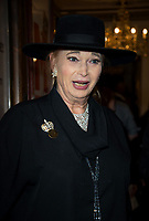 Faye Presto at  the press night of the brand-new comedy Magic Goes Wrong. Vaudeville Theatre. London.,8th jan 2010