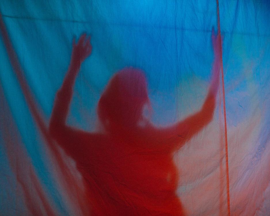 A still from the play Birangona: Brave Women